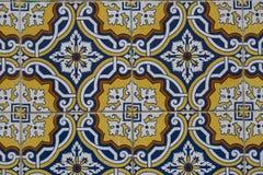 Keramisk tegelplatta för tappning Royaltyfri Bild