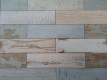 Keramisk tegelplatta för Wood modell Royaltyfri Foto