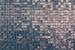 Keramisk vägg för abstrakt tappning Fotografering för Bildbyråer