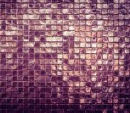 Keramisk vägg för abstrakt tappning Royaltyfri Fotografi
