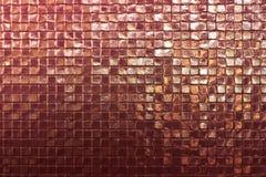 Keramisk vägg för abstrakt tappning Royaltyfri Bild
