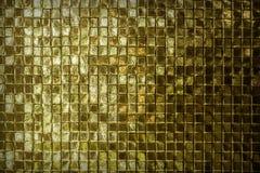 Keramisk vägg för abstrakt tappning Arkivbild