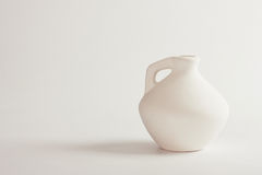 keramisk vase Royaltyfri Foto