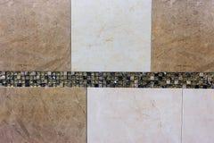 keramiska ceranic texturtegelplattor Arkivfoton