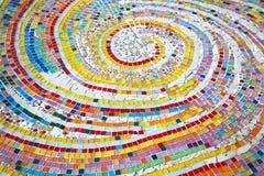 keramiska ceranic texturtegelplattor Royaltyfri Foto