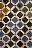 keramiska dekorativa tegelplattor royaltyfri foto