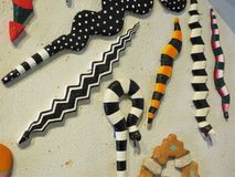 Keramiska ormar, Santa Fe royaltyfri fotografi