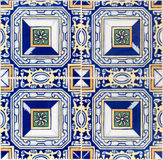 keramiska tegelplattor Royaltyfri Fotografi