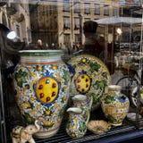Keramiska Tuscan Royaltyfria Bilder