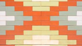 Keramiska väggtegelplattor för garneringen i badrummet Arkivbilder