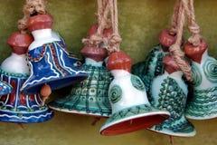 Keramiskt i Rumänien royaltyfria foton