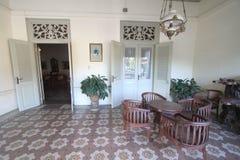 Keraton Surakarta dziedzictwa Historyczni budynki Obrazy Stock