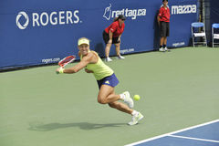 Kerber Angelique (GER) Rogers Cup 2015 (42) Royalty Free Stock Image