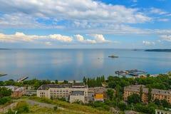 Kerch Bay Royalty Free Stock Photo