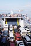 Kerch Strait Royalty Free Stock Photography