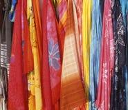Kerchiefs. Textile Stock Image