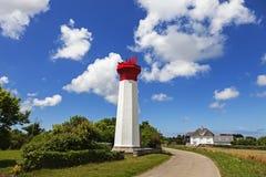 Kergadec Lighthouse Royalty Free Stock Photos