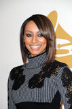 Keri Hilson. At The GRAMMY Nominations Concert Live!, Club Nokia, Los Angeles, CA.  12-02-09 Royalty Free Stock Photos