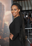 Keri Lynn Hilson Stock Photo