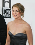 Keri Russell. Gorgeous actress Keri Russell arrives on the red carpet  for the 59th Annual Tony Awards celebrating excellence in Broadway theater.  The event was Royalty Free Stock Photography