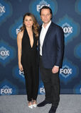 Keri Russell & Matthew Rhys Royalty Free Stock Photo