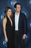 Keri Russell & Matthew Rhys Stock Photo