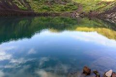 Free Kerid Volcano Stock Image - 60748461