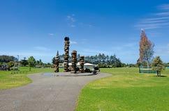 Kerikeri -北国新西兰 库存图片
