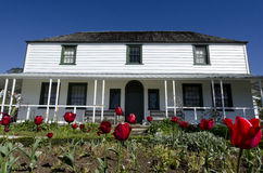 Kerikeri Historic Mission Station Kemp House Royalty Free Stock Photo