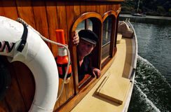 Kerikeri Steamboat - New Zealand Stock Image
