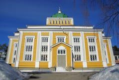 Kerimäki Church Royalty Free Stock Photos