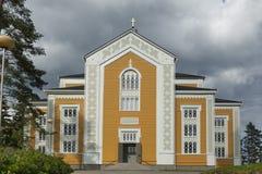 Kerimaki church Royalty Free Stock Photography