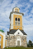 Kerimaki church Royalty Free Stock Image