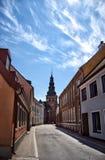 Kerk 03 van Ystad Royalty-vrije Stock Afbeeldingen