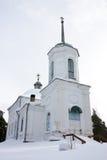 Kerk. stock afbeelding