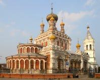 Kerk Royalty-vrije Stock Afbeelding