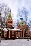 Kerk. Royalty-vrije Stock Fotografie