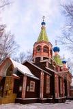 Kerk. Royalty-vrije Stock Foto's