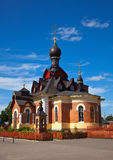Kerk in Aleksandrov, Rusland Stock Fotografie
