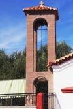 Kerk in Anaxos Lesbos Stock Fotografie