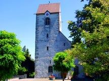 kerk, architectuur, toren, de bouw, oud kasteel, Europa, middeleeuwse hemel, godsdienst, oude steen, oriëntatiepunt, reis, geschi stock foto