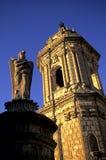 Kerk Arequipa, Peru Stock Afbeeldingen