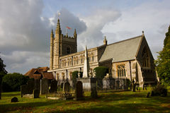Kerk in Beaconsfield in Buckinghamshire, Engeland Royalty-vrije Stock Fotografie