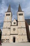 Kerk in Berchtesgaden Stock Foto