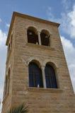 Kerk, Bethany Beyond Jordanië Royalty-vrije Stock Foto's