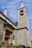 Kerk bij het kasteel van Praag Royalty-vrije Stock Foto