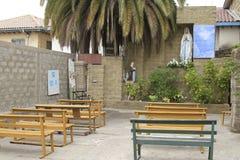 Kerk bij La Serena Chile Royalty-vrije Stock Foto's