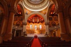 Kerk Binnenlands Stanford University Stock Afbeeldingen