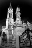 Kerk Blumental in Bratislava, Slowakije Royalty-vrije Stock Foto's