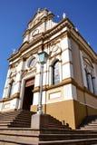 Kerk in Brazilië Stock Foto's